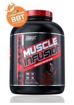 Nutrex Muscle Infusion dòng protein hoàn chỉnh giàu vitamin khoáng chất