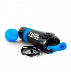 Shaker THOL S002 - Bình lắc thể hình nhiều ngăn tiện lợi khi đến gym