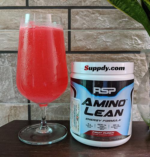 đánh giá Amino Lean
