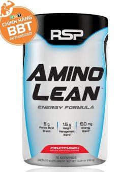 AminoLean - phục hồi cơ bắp trong tập, đốt mỡ & tập trung làm việc