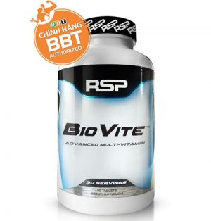 BioVite - Bổ sung đủ vitamin khoáng chất, chất luôn thiếu ở bữa ăn